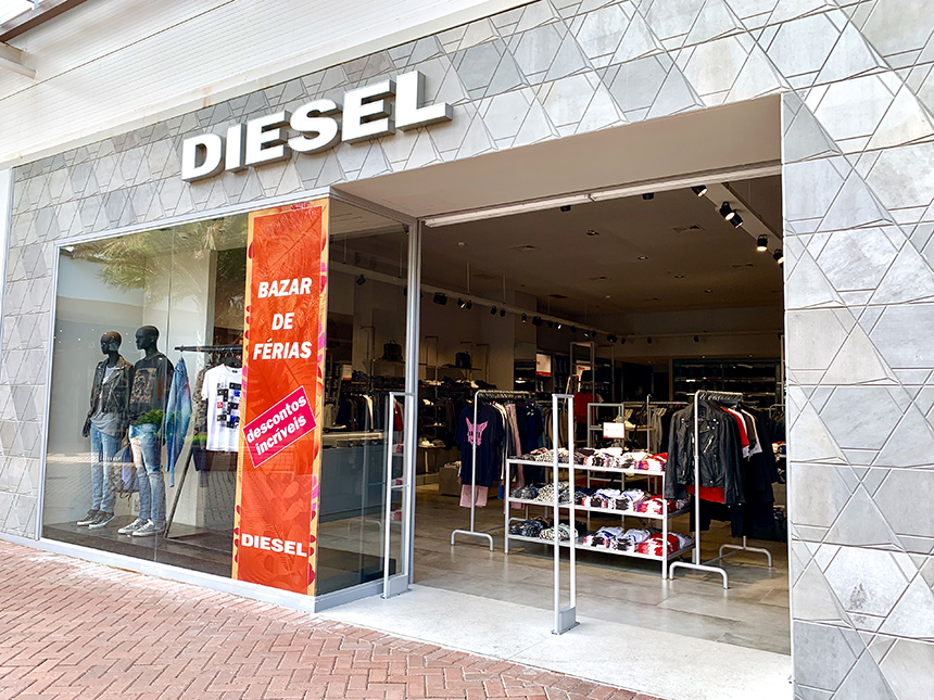 factory authentic f562f 24d0e DIESEL - Catarina Fashion Outlet